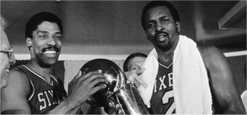 MVP's: Moses Malone