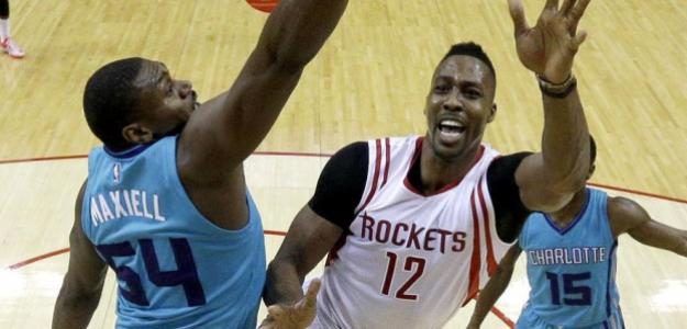 Rockets y Hornets