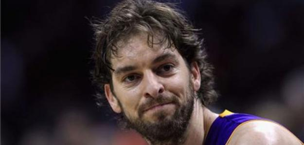 Pau Gasol, traspasado a los New York Knicks