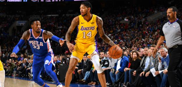 Lakers y 76ers