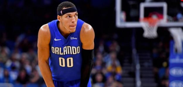 Aaron Gordon, jugador de Orlando Magic.