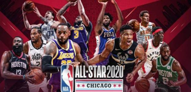 Retransmisión en directo del All Star Game 2020.