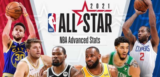 Cartel del NBA All Star 2021.
