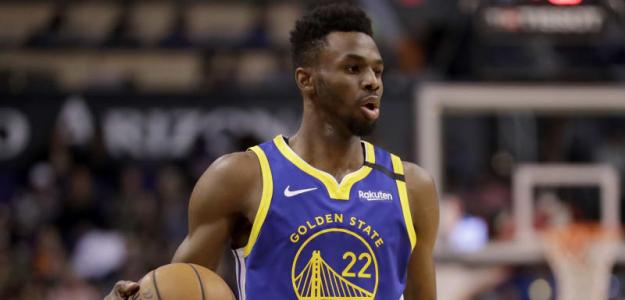 Andrew Wiggins, importancia Golden State Warriors playoffs 2021. Foto: gettyimages