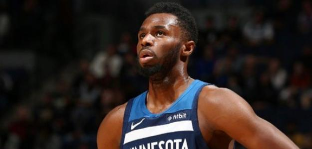 Andrew Wiggins, jugador de Golden State Warriors.