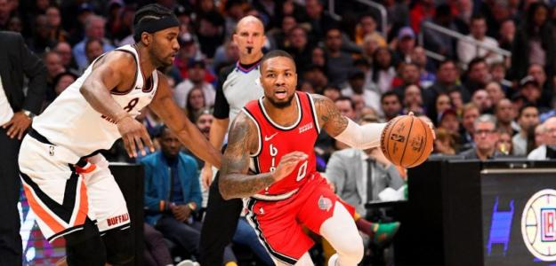 Clippers y Trail Blazers