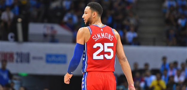 Simmons se ha convertido en un defensor totalmente dominante. Foto: nba.com