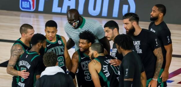Boston Celtics, finalista de Conferencia de los NBA Playoffs 2020.