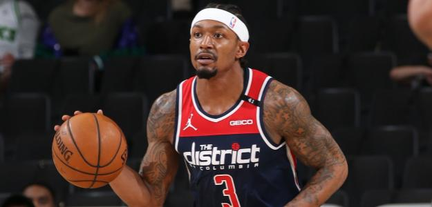 Bradley Beal, jugador de Washington Wizards.