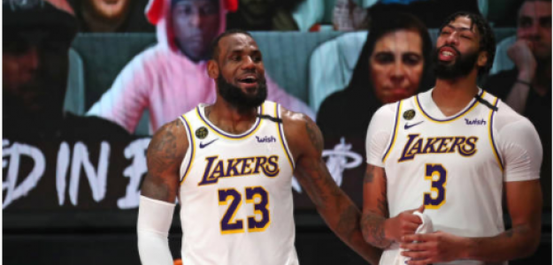 Candidatos a formar un Big 3 en Lakers en 2021. Foto: gettyimages