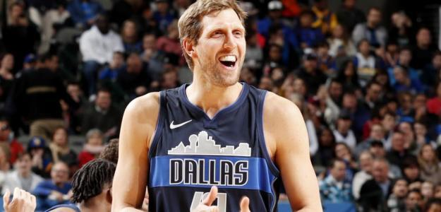 Dirk Nowitzki, jugador de Dallas Mavericks.