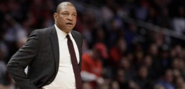 Doc Rivers, entrenador de Los Angeles Clippers
