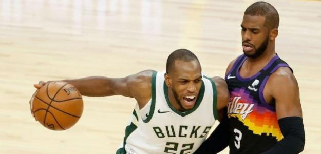 Duelos individules Finales NBA 2021. Foto: gettyimages