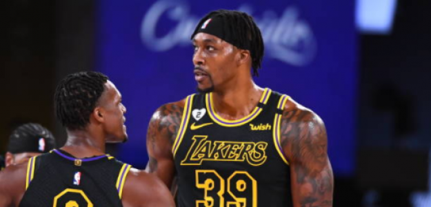 Dwight Howard, rol desempeñado en Los Angeles Lakers. Foto: gettyimages