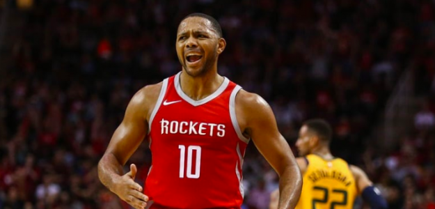 Eric Gordon, jugador de Houston Rockets