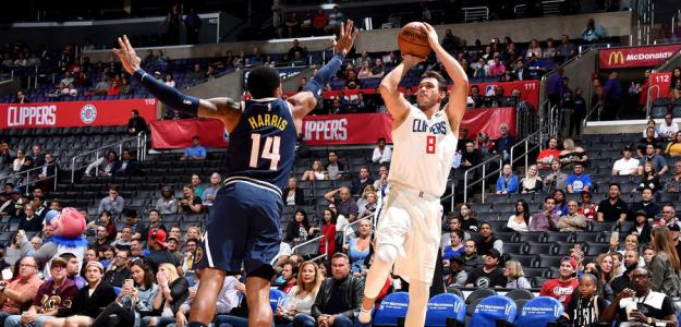 Nuggets y Clippers