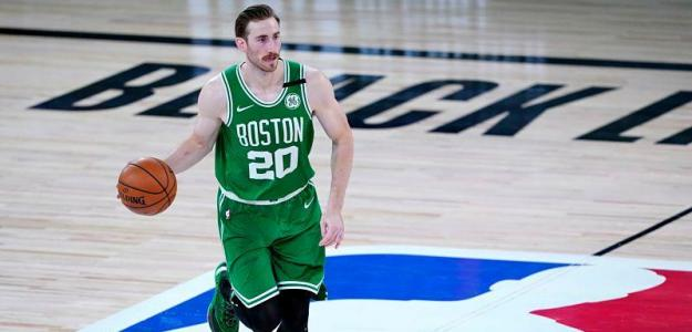 Gordon Hayward, jugador de Boston Celtics.