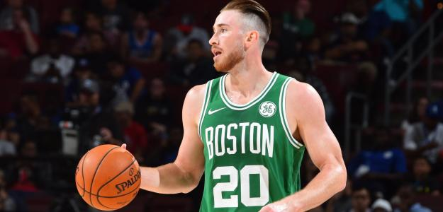Gordon Hayward, jugador de los Boston Celtics
