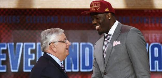 Anthony Bennett y David Stern