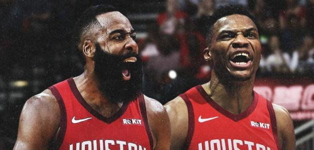 Houston Rockets tendrá en James Harden y Russell Westbrook a sus pesos pesados.