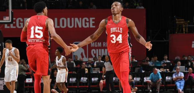Hutchinson y Carter Jr. podrían hacer su reaparición en la Summer League. Foto: NBA