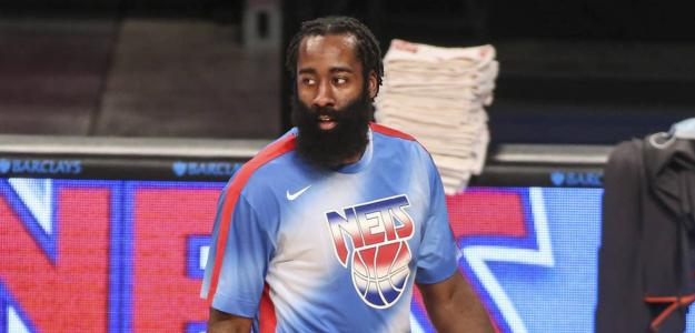 James Harden, estrella de Brooklyn Nets.