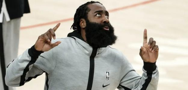 James Harden, jugador de Houston Rockets.