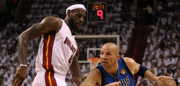 Jason Kidd, ante LeBron James.