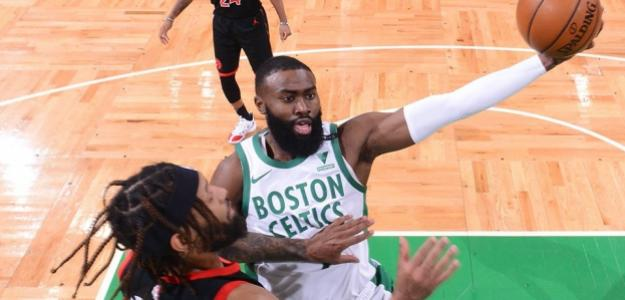 Jaylen Brown, jugador de Boston Celtics.