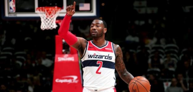 John Wall, jugador franquicia de Washington Wizards.