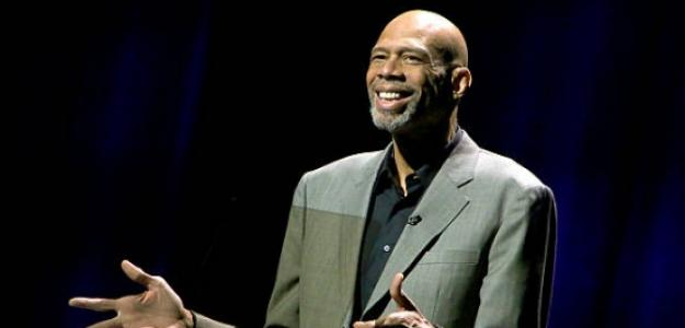 Kareem Abdul-Jabbar, leyenda de la NBA. Foto: Rachel Murray/Getty Images