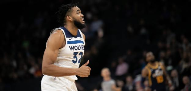 Karl-Anthony Towns, rumores NBA fichaje New York Knicks. Foto: gettyimages