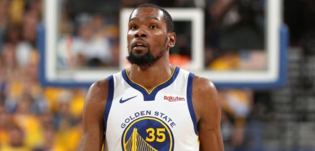 Kevin Durant, jugador de Golden State Warriors.