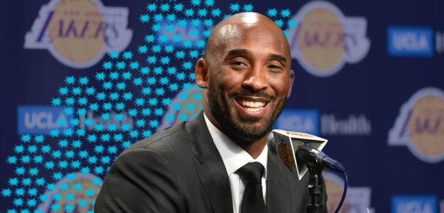Kobe Bryant, exjugador de Los Angeles Lakers.