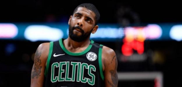 Kyrie Irving, jugador de Boston Celtics.