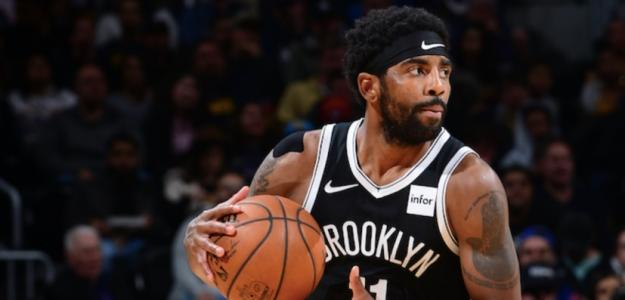 Kyrie Irving, jugador de Brooklyn Nets.