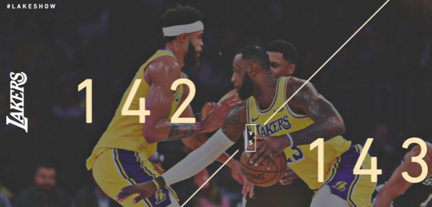Derrota de los Lakers en el Staples.