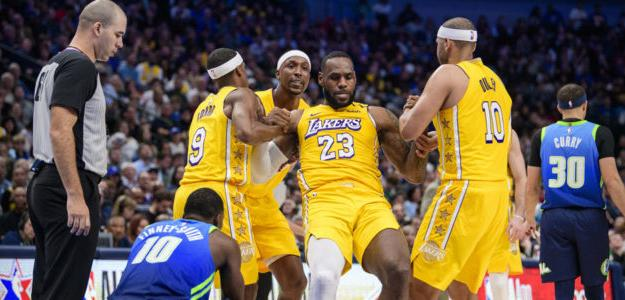 Los Angles Lakers | Foto: getty images
