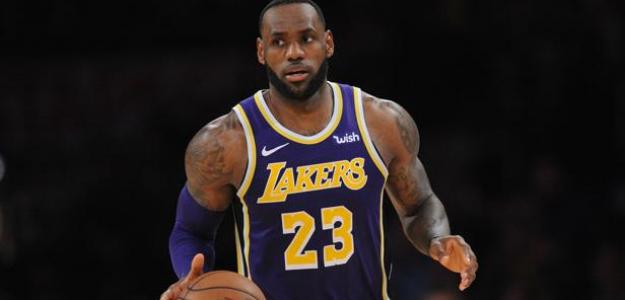 LeBron James | Foto: getty images