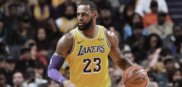 El 'no mate' de Lebron James