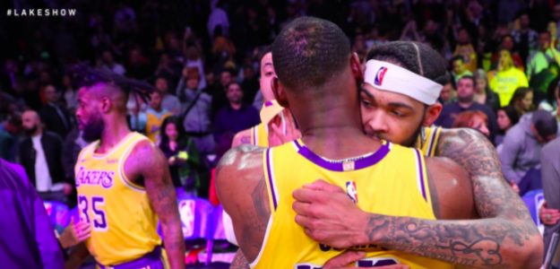Importante triunfo de Los Angeles Lakers ante los Houston Rockets.