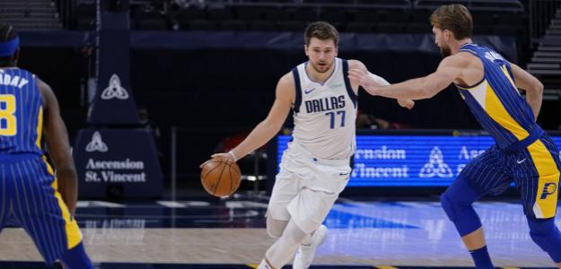 Luka Doncic, historia triple-doble. Foto: gettyimages