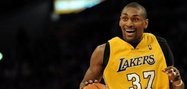 Metta World Peace quiere retirarse en el Staples Center