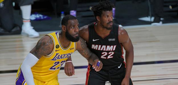 Lakers y Heat
