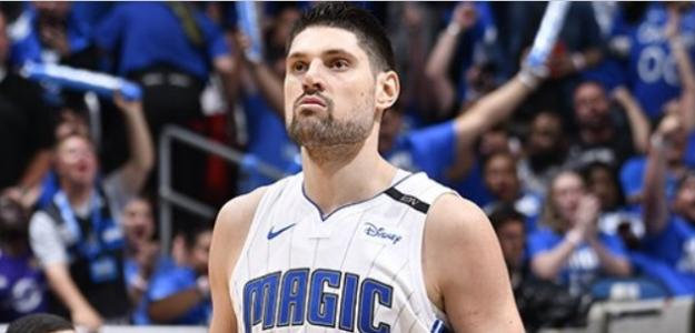 Nikola Vucevic, jugador de Orlando Magic.