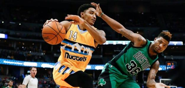Nuggets y Celtics