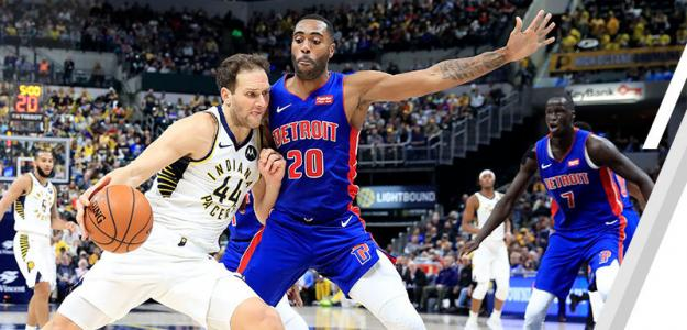 Pistons y Pacers