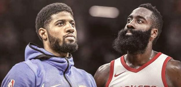 Paul George y James Harden son los favoritos para ganar el MVP.