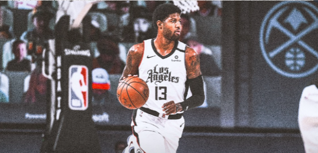 Paul George, estrella de Los Angeles Clippers.