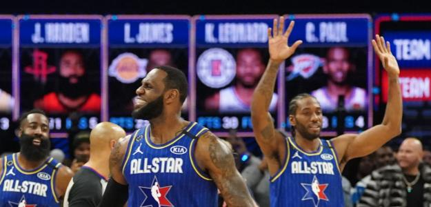 Predicciones y pronósticos para NBA All Star 2021. Foto: gettyimages